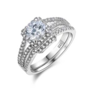 CERTIFIED 2Ct Diamond Ring